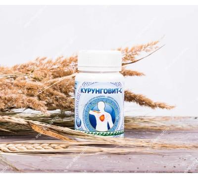 Продукт кисломолочный сухой «Курунговит-С», таблетки, 60 шт