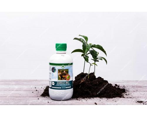 Продукт натуральный для собак, кошек, хомяков, морских свинок «Байкал ЭМ-2», 350 мл