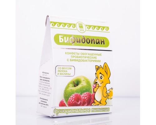 Конфеты обогащенные пробиотические «Бифидопан», 70 г