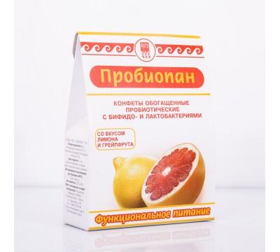 Конфеты обогащенные пробиотические «Пробиопан», 60 г