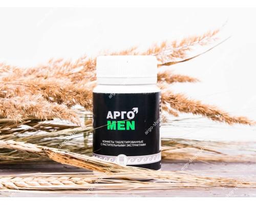 Конфеты таблетированные с растительными экстрактами «АргоMeN», 100 шт