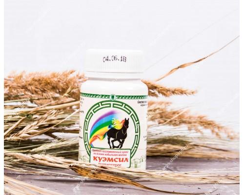 Продукт кисломолочный сухой «КуЭМсил» Антистресс, таблетки, 60 шт