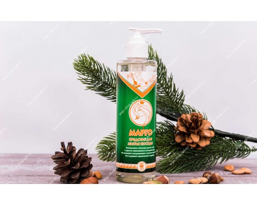 Средство для мытья посуды «Марго», помпа, 250 мл