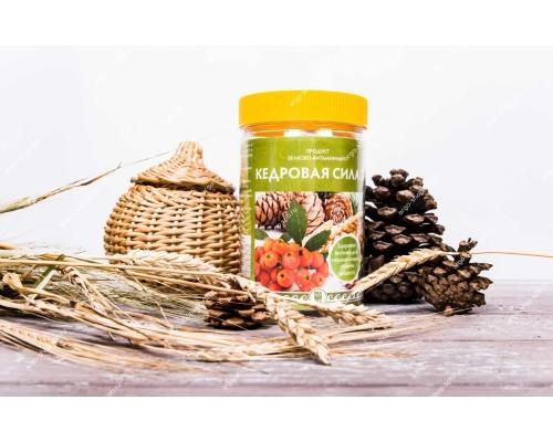 Продукт белково-витаминный «Кедровая сила - Защитная», 237 г