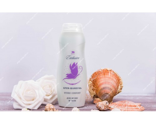 Крем-шампунь для волос и тела «HYDRO COMFORT», 250 мл