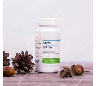 5-Гидрокситриптофан 100 мг, капсулы, 60 шт
