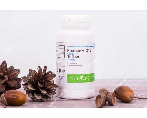 Коэнзим Q10 100 мг, капсулы, 60 шт